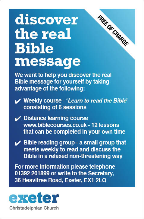 Learn to read the Bible course